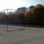 Peter Downsbrough / FIAC- Jardin des Tuileries